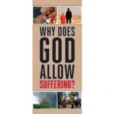 WHY DOES GOD ALLOW SUFFERING? (100 PACK)