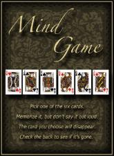 MIND GAME (100 Pack)